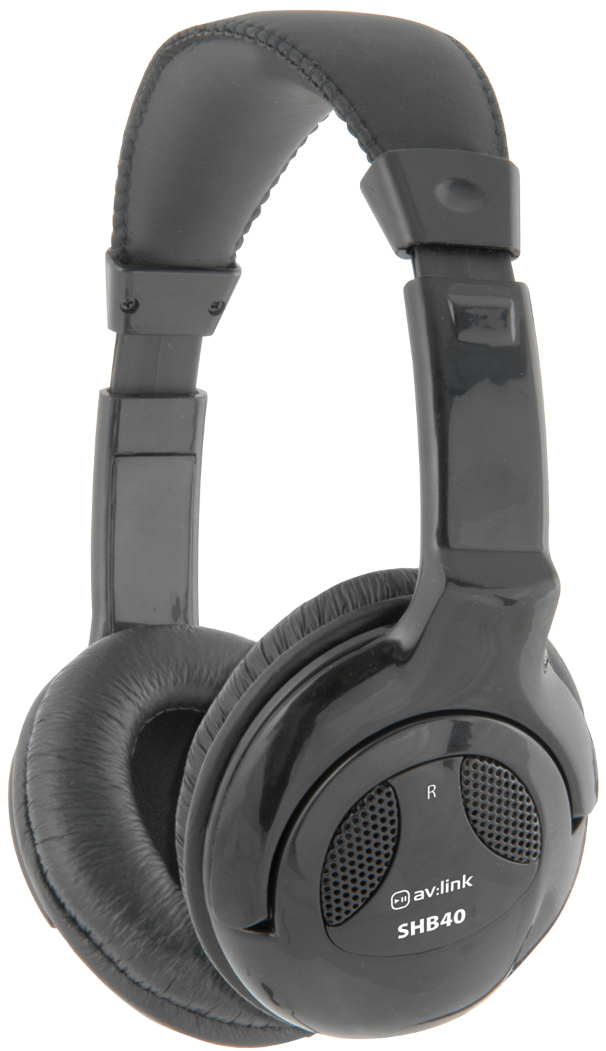 Stereo Headphone SHB40 Black