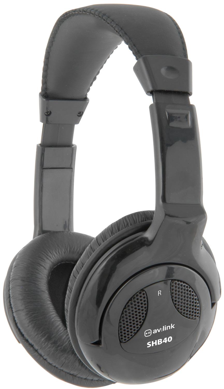Stereo Headphone SHB40 Black