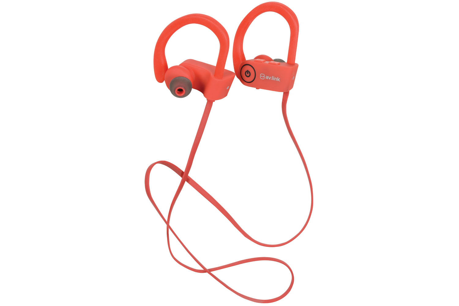 Bluetooth® IPX7 In-Ear Headphones Red