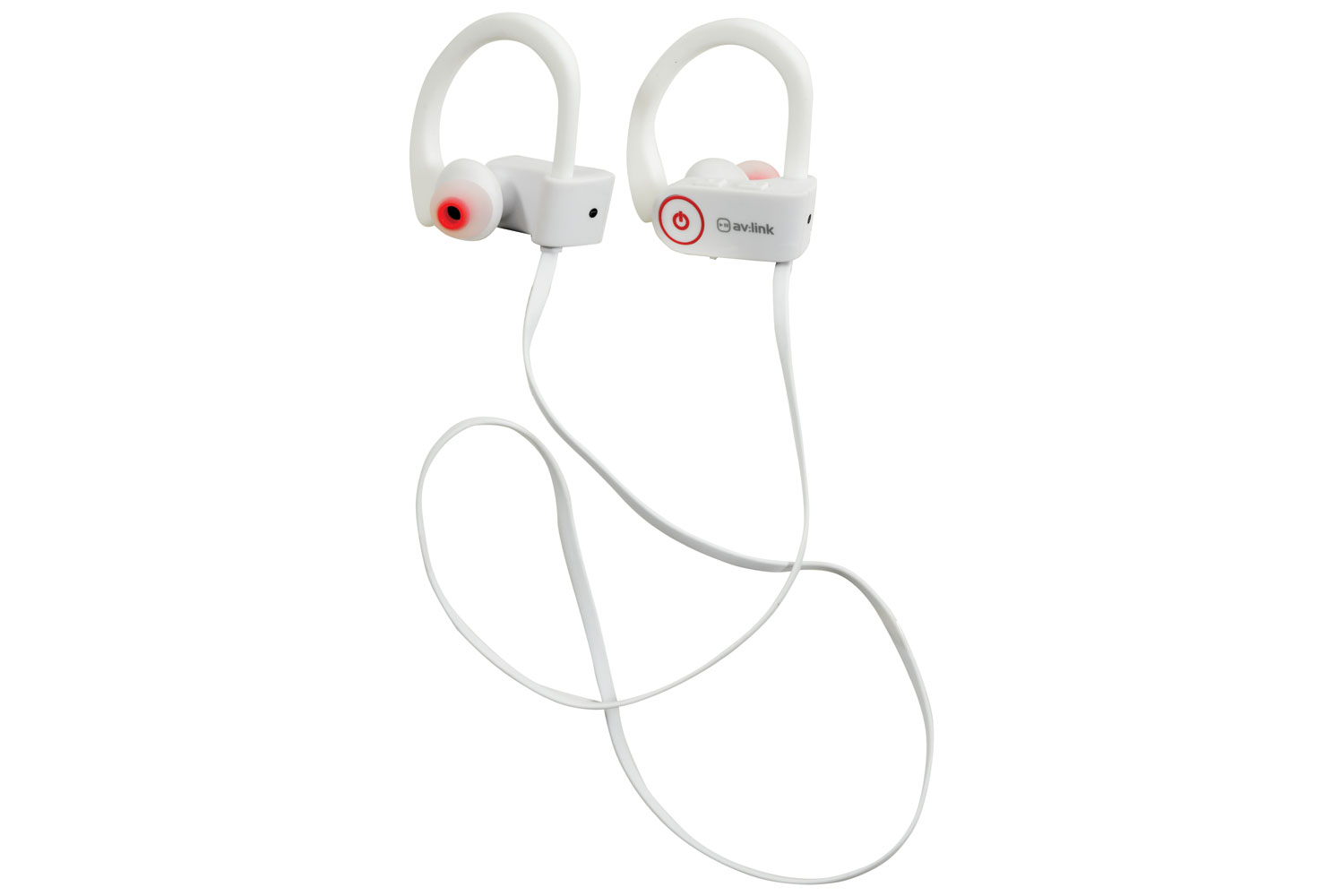 Bluetooth® IPX7 In-Ear Headphones White