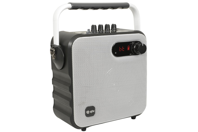 Portable Bluetooth PA White