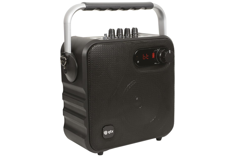 Portable Bluetooth PA Black
