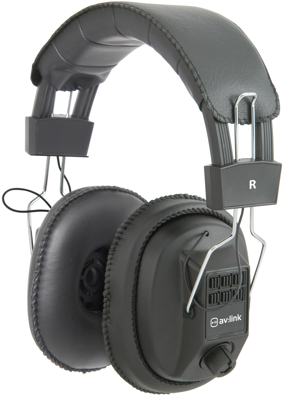 Mono/Stereo Headphone MSH40