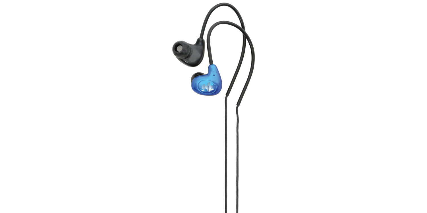Dual Drive In-ear Monitor Earphone