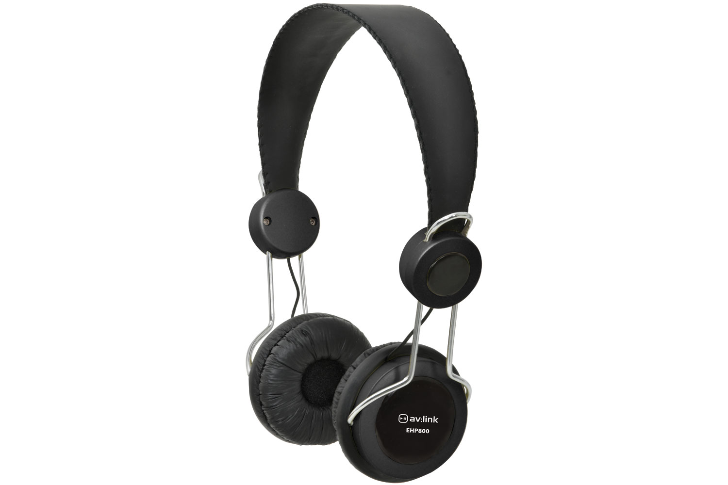 Classroom Headphone with Mic - Blck