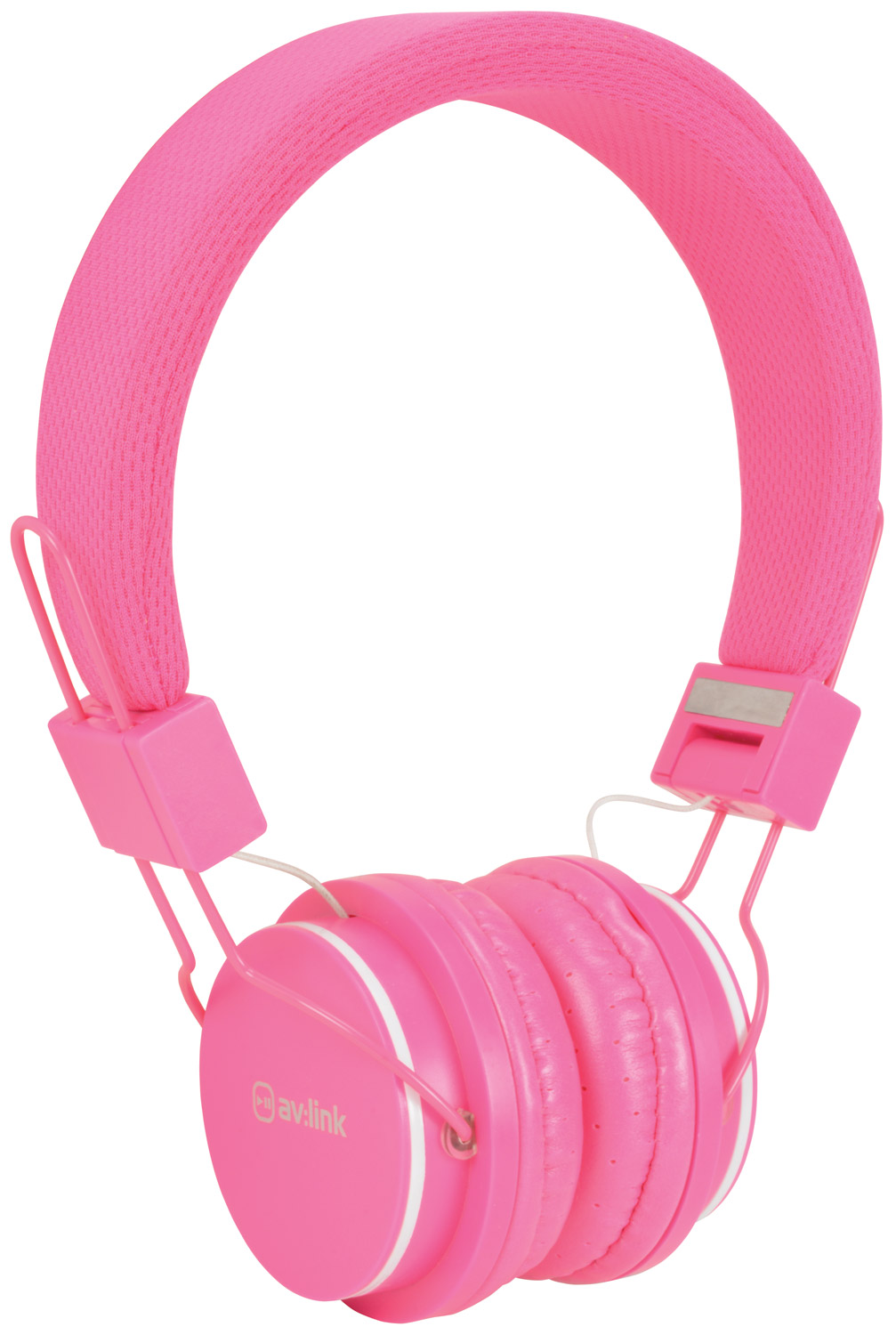 Educational Headphones Pink