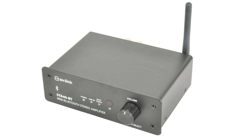 STA40-BT Mini Stereo Amp inc Bluetooth