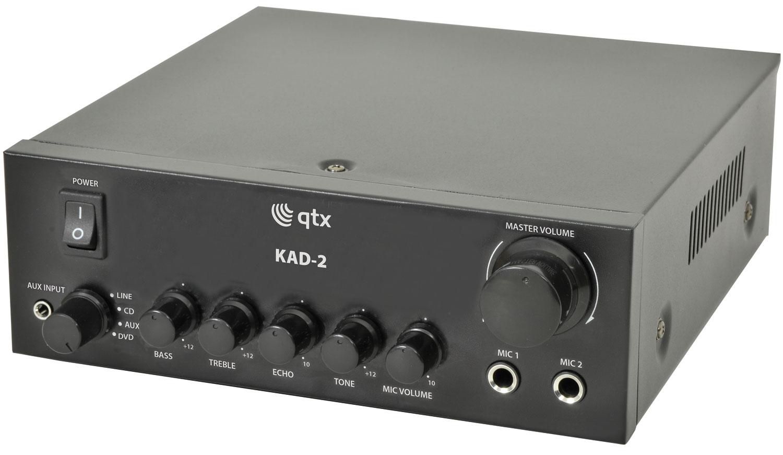 QTX KAD-2 DIGITAL STEREO AMPLIFIER