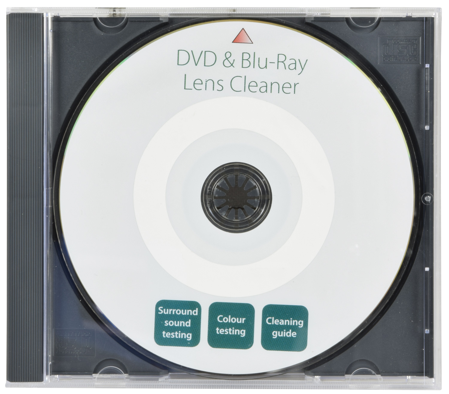 DVD Lens Cleaner