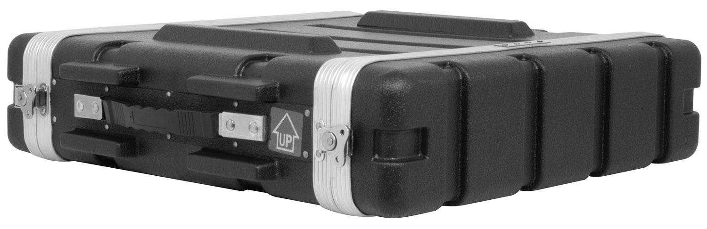 "ABS 19"" equipment case - 6U"