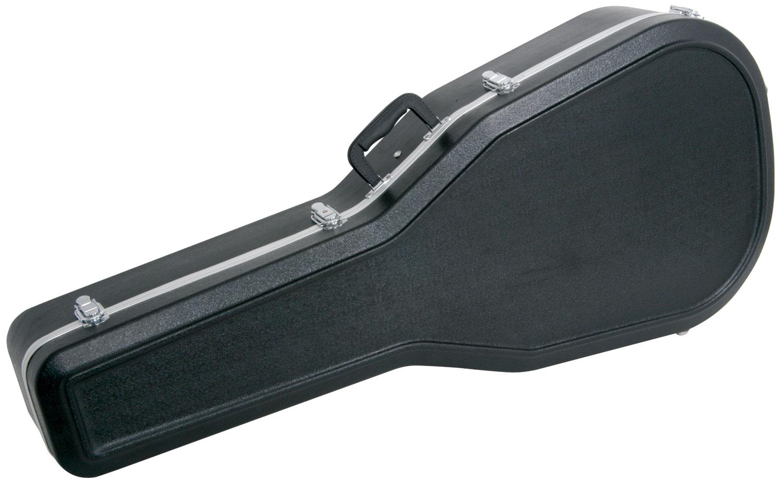 Jumbo Guitar ABS Case Deluxe