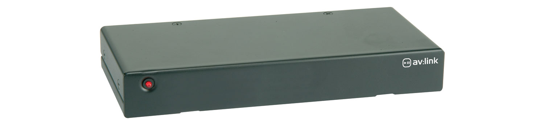 8 Way Composite Video Distribution Amplifier (BNC)