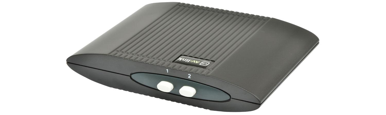 HDMI Manual Switching Box, 2 Inputs : 1 Output