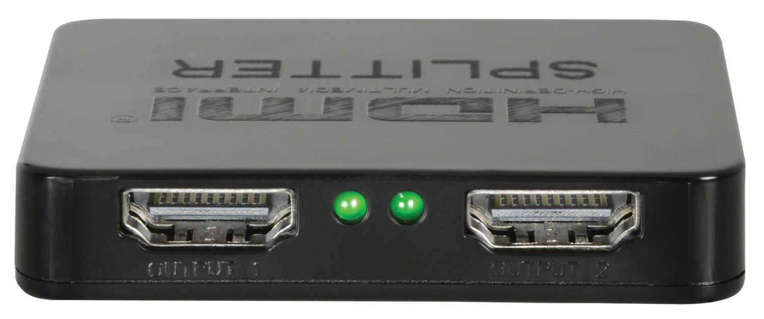 Mini HDMI Splitter 1x2