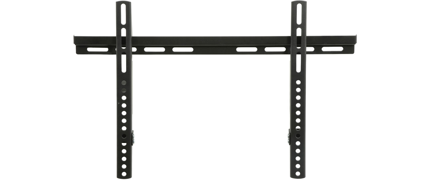 "Low profile TV fixed wall bracket VESA 400x300 23"" - 42"""