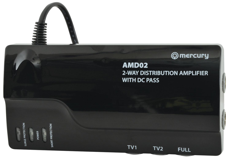 Distribution Amp 2 Outputs