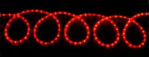 (UK version) LED Rope light set - 10m, White (8000k)