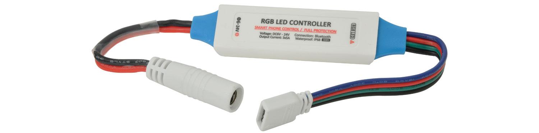 Smartphone Bluetooth LED Controller BTC1