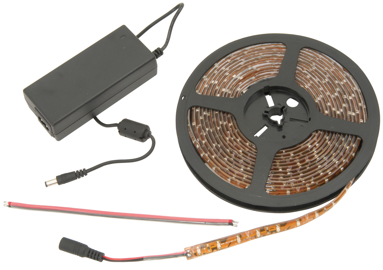 LED Tape Kit 5m Green 60LED/m