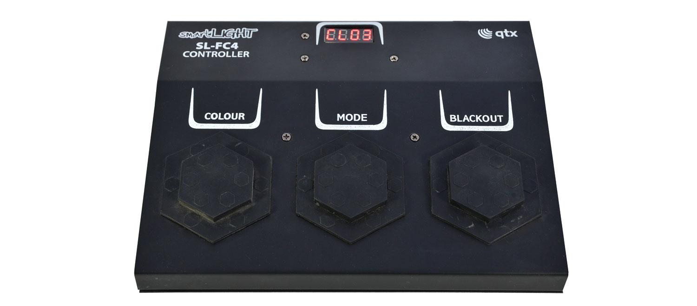 SL-FC4 foot/desktop controller