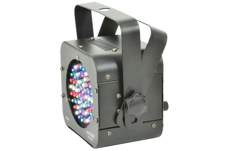 Qtx SL-36 SmartLIGHT mini RGBW light effect