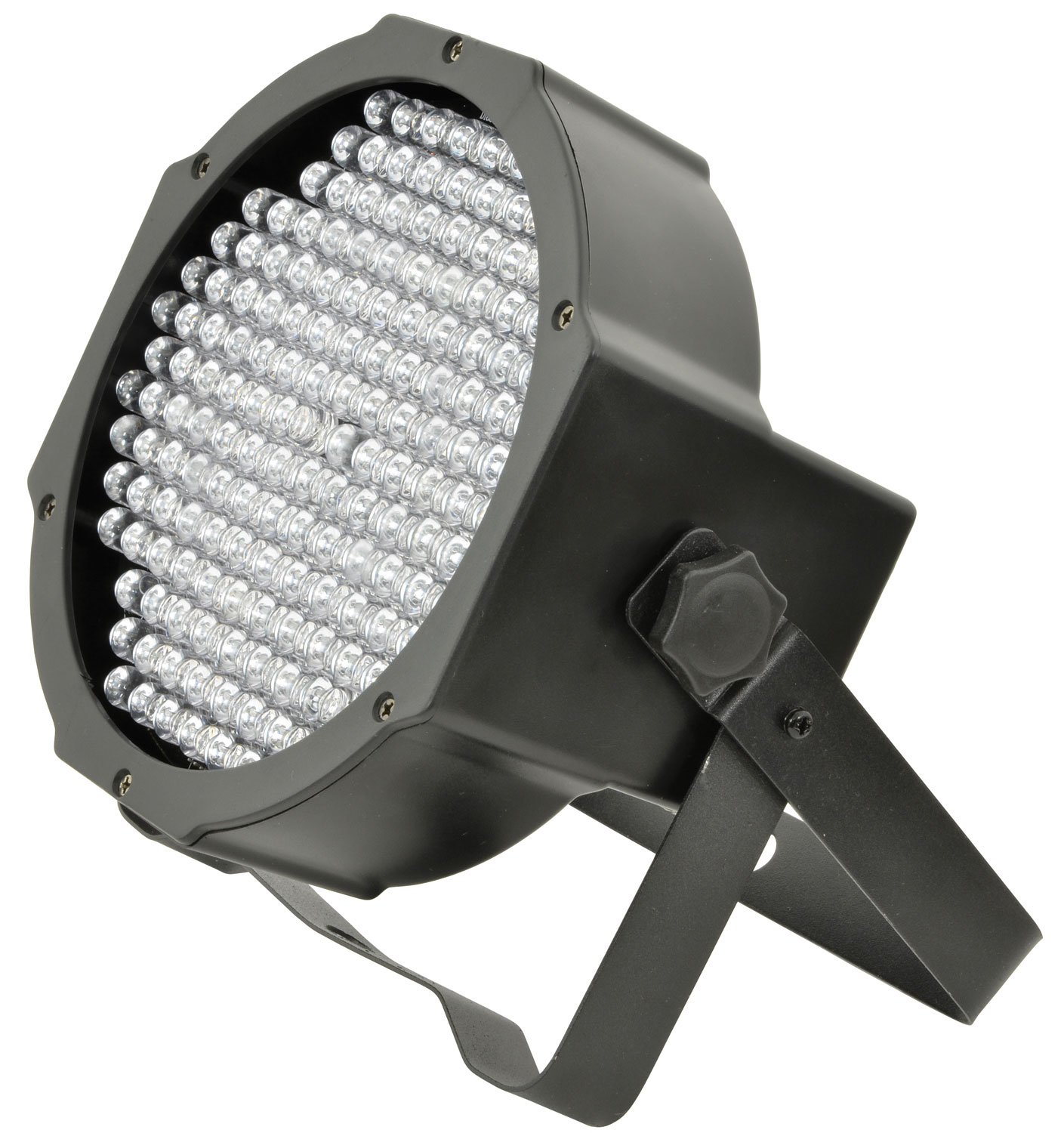 154 LED RGBW PAR48 Can with IR Remote