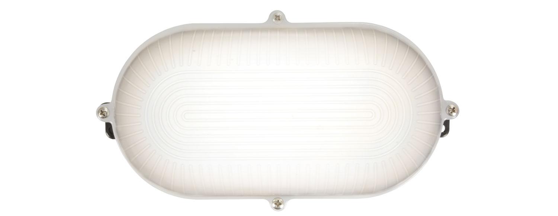 fluxia LED Bulkhead Oval 9W - NW