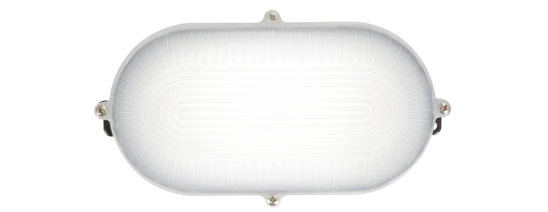 fluxia LED Bulkhead Oval 9W - CW