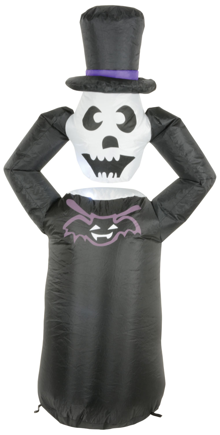 Inflatable Headless Ghoul