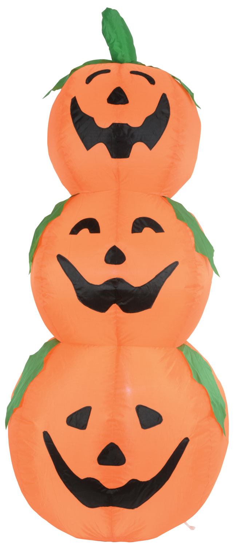 Inflatable 3 Pumpkins