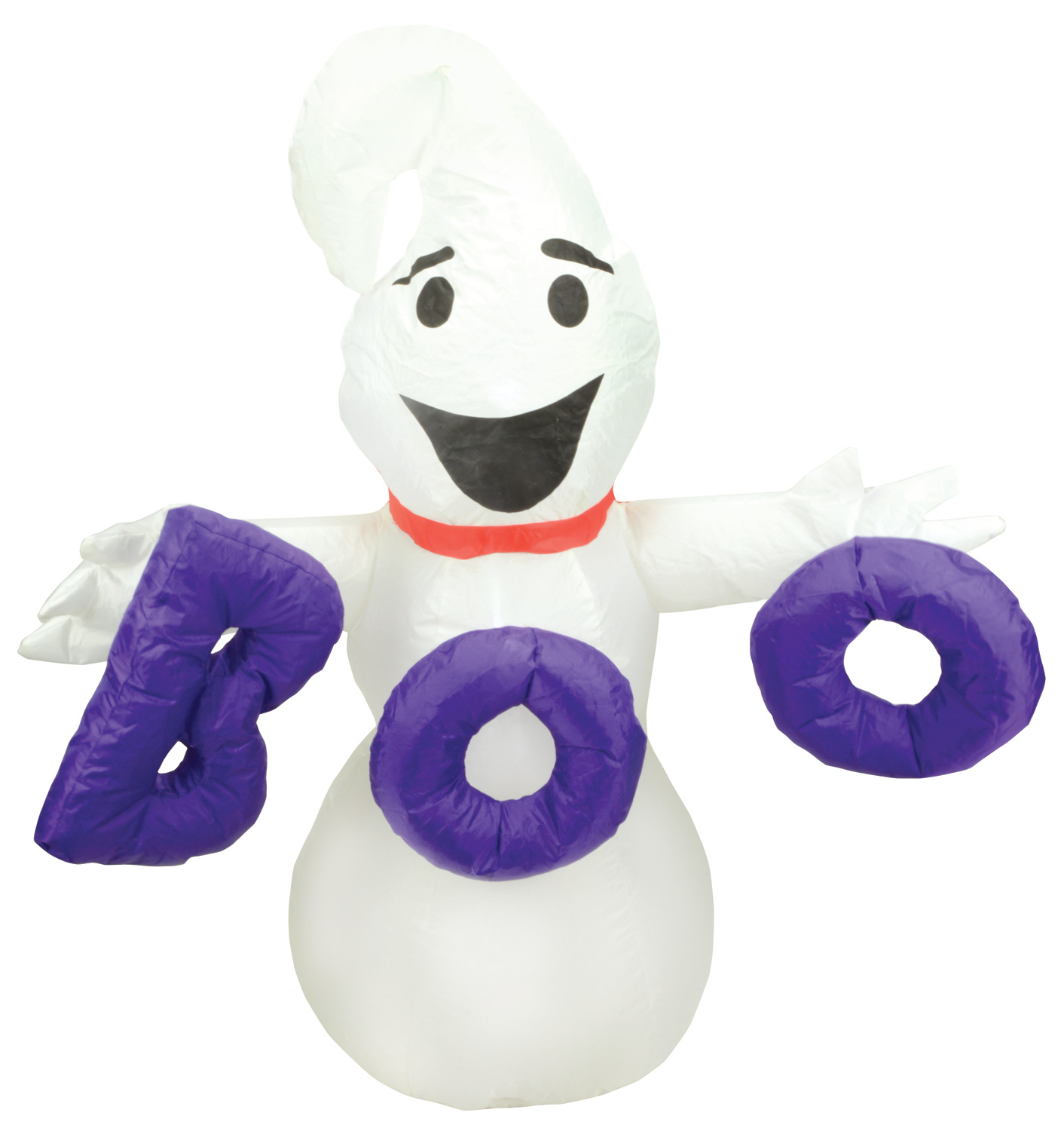 Inflatable Ghost with Boo
