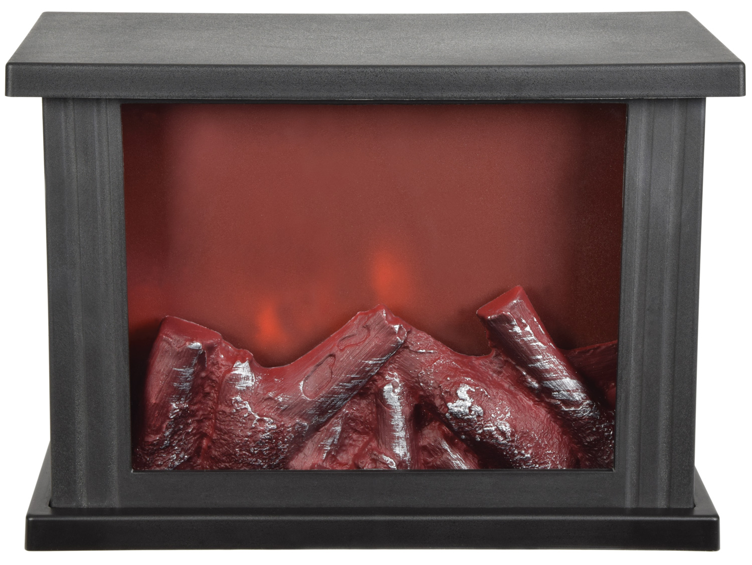 LED Fireplace Display