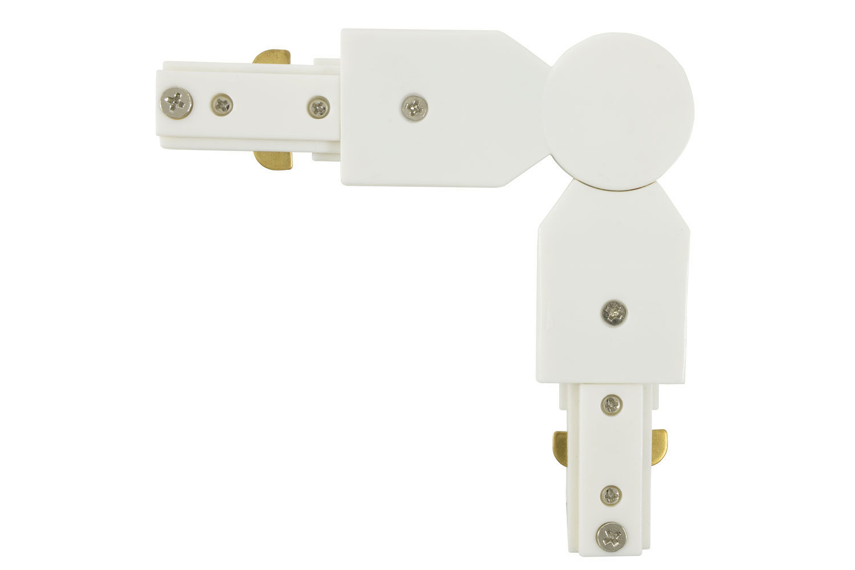 LED track lights - multi-angle connector black KX-MAB