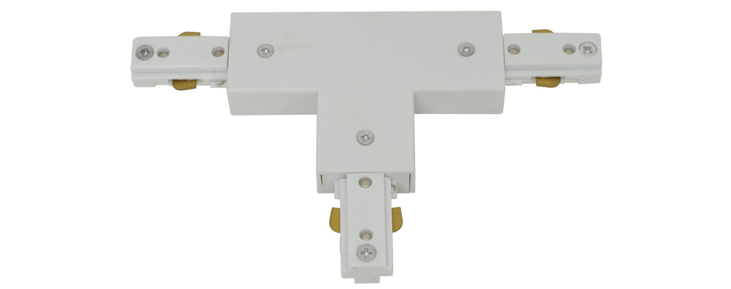 LED track lights - T piece connector KX-TB