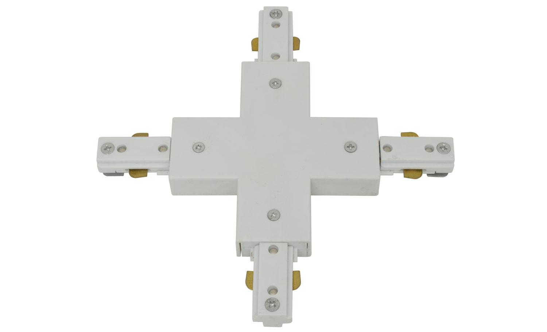 LED track lights - X connector black KX-XB