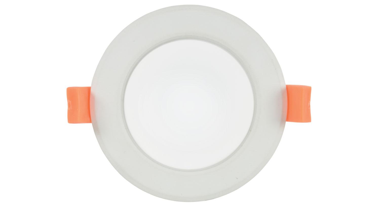 Recessed Led Lights For Kitchen Ceiling : Led white downlight recessed ceiling spotlights kitchen