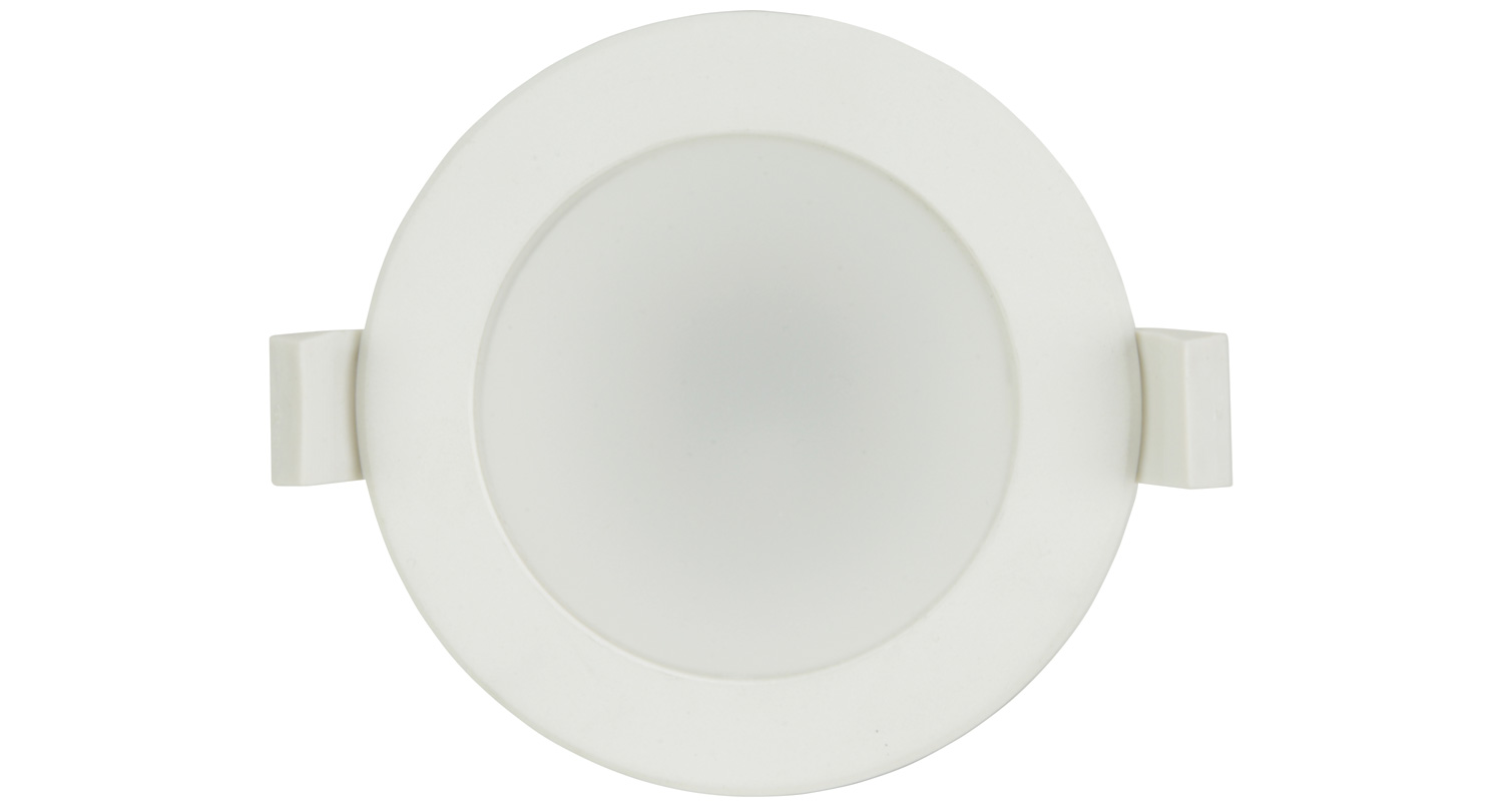 6W Dimmable LED Down Light - WW