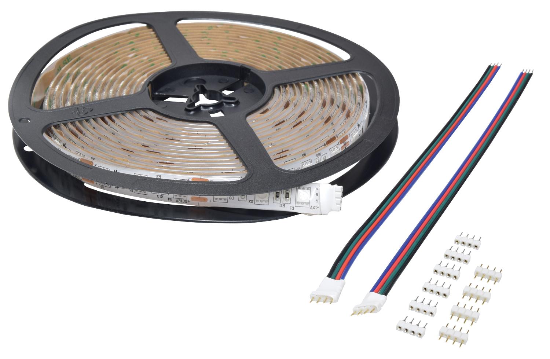 12V RGB LED Tape 5m - 30 LED/m LT12530-RGB