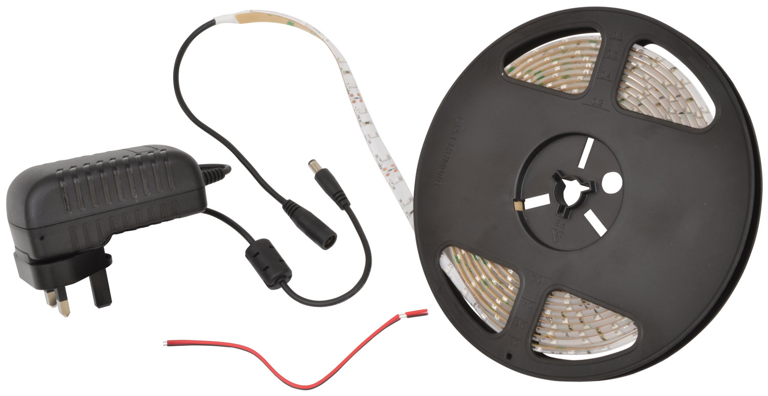 3m LED Tape Kit - SMD2835 Warm White