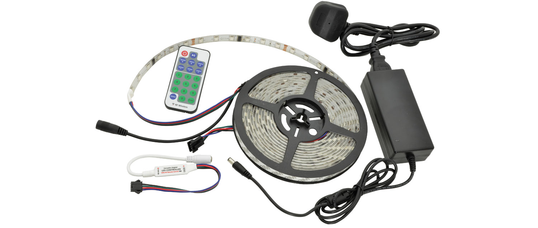 Intelligent RGB LED Tape Extension Kit FITE240-RGB