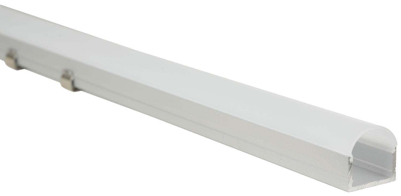 Alu LED Profile - U Section 2m