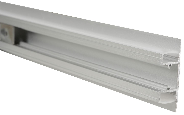Alu LED Profile - 2-way Bar 2m