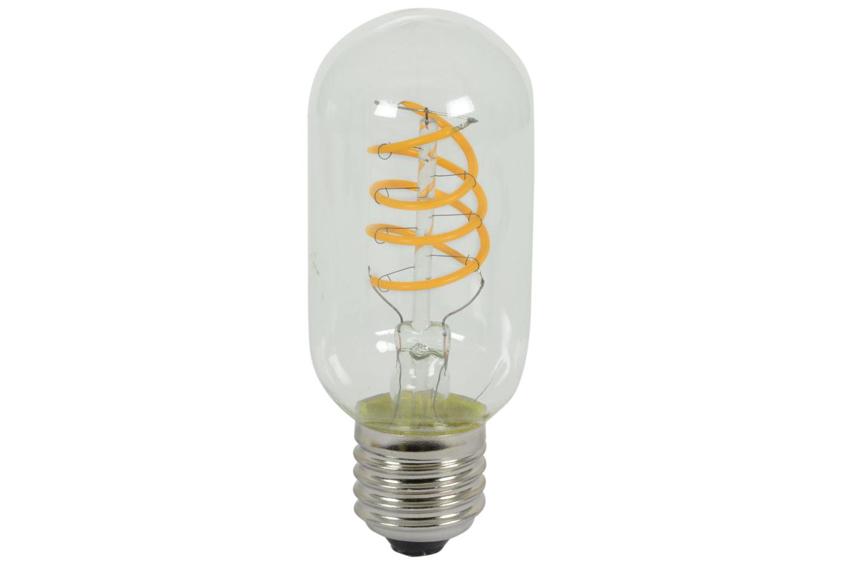T45 Spiral Filament Lamp E27 5W
