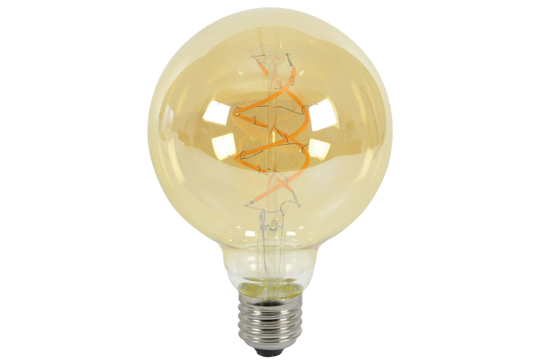G95 Spiral Filament Lamp E27 5W