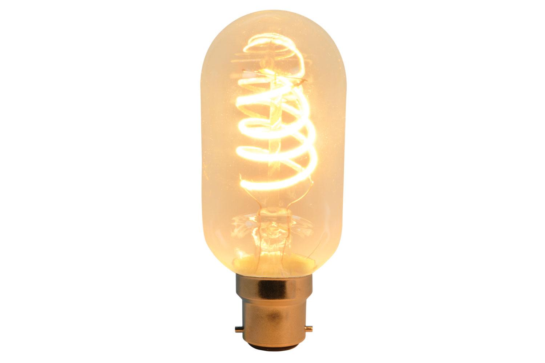 T45 Spiral Filament Lamp B22 5W