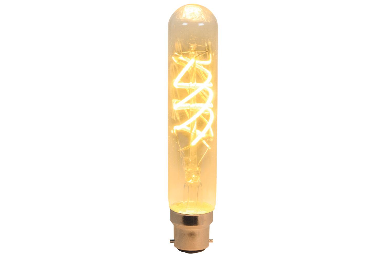 T30 Spiral Filament Lamp B22 5W