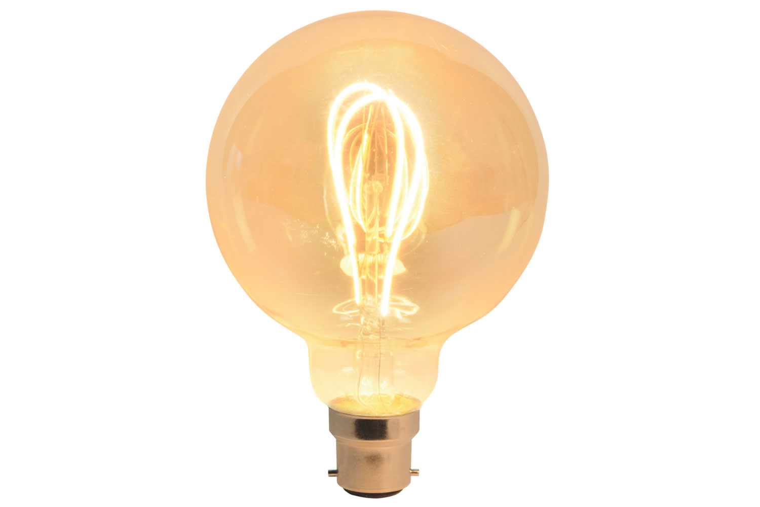 G95 Loop Filament Lamp B22 5W