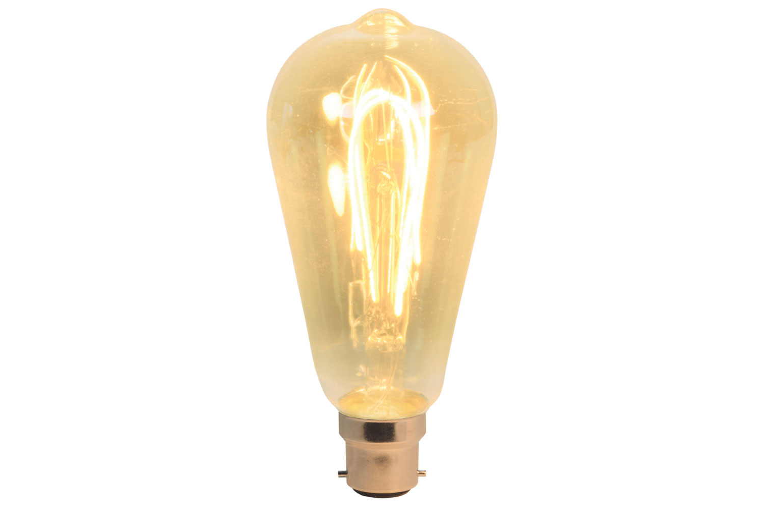 ST64 Loop Filament Lamp B22 5W