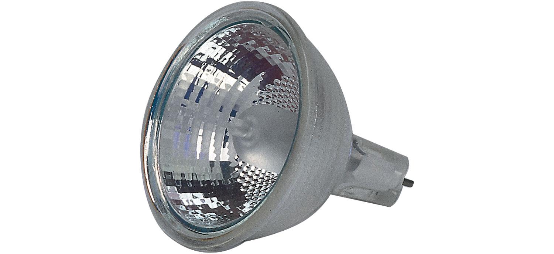 MR16 lamp, GX5.3, 24V, 250W - GE