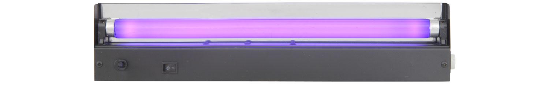 (UK version) Black light box, ultra violet, T8, 450mm, 15W
